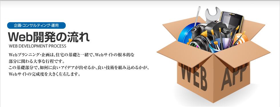 企画コンサルティング/運用|web...